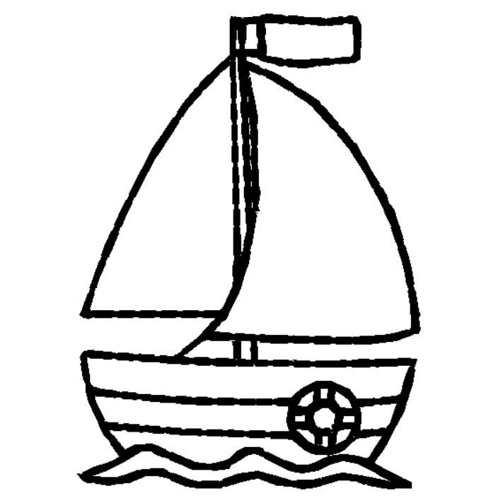 шаблон для картинки кораблик хочешь, чтобы