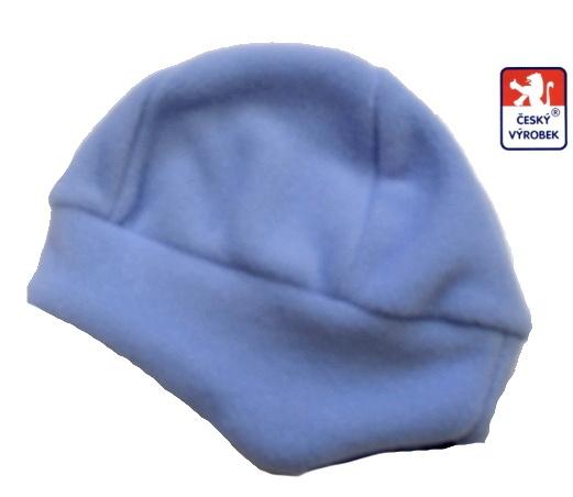 Dětská zimní kojenecká čepička pro miminko Kuklička 828ddb40c4