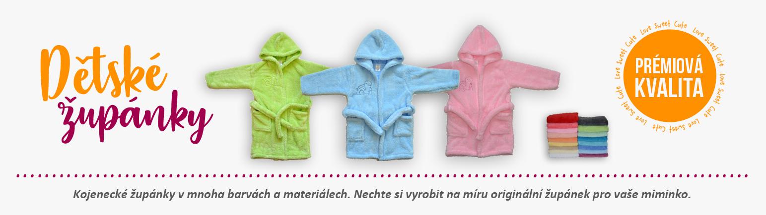 a68956a9a0d Český výrobce kojeneckého textilu Dětský svět Fulnek